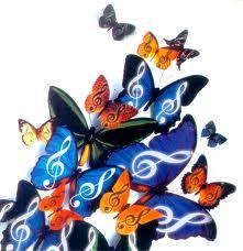 mariposas ballerine